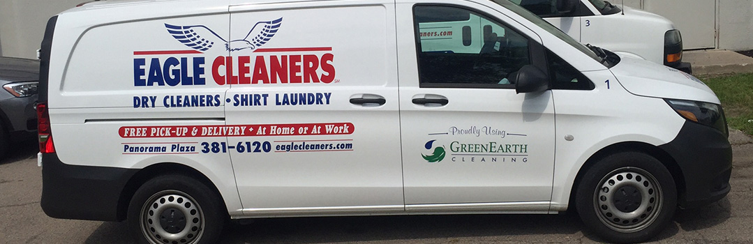 Free Pickup and Delivery Dry Cleaning Rochester NY